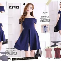 Jual JUMPSUIT DRESS SABRINA D2448 Murah