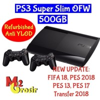 PS3 SuperSlim OFW 500GB Refurbished SONY