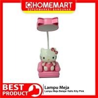 Lampu Meja lampu Belajar Lampu Hias Hello Kitty Pink Lucu Unik