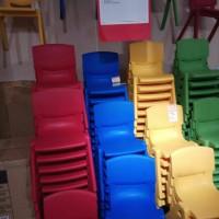 kursi anak warna warni informa