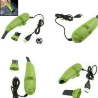 Jual Mini USB Vacuum Keyboard Cleaner for Laptop Computer PC dan Handphone Murah
