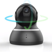 Jual Xiaomi YI 1080p Dome Camera CCTV Xiaoyi Technology Murah
