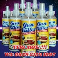 Jual GUN KILLER Pembasmi kutu kasur dan Sofa, kutu busuk, tumbila,Tungau. Murah