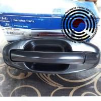 Handle Handel Pintu Hyundai Santafe Belakang Kiri Luar Genuin