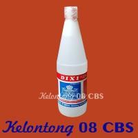 Cuka Meja Merk Dixi Per Botol 650ml - Ecer