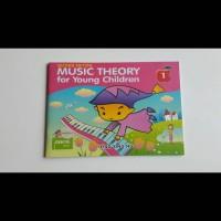 Buku Poco Theory for Young Children Book 1 by YING YING NG