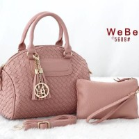 WEBE fashion bags + pouch.