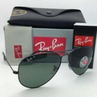 Kacamata Rayban Aviator Polarized RB3025 002 58 Sunglasses Original