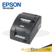 PRINTER POS STRUK DOT MATRIX EPSON TMU220D - TMU 220 D - 220D MURAH