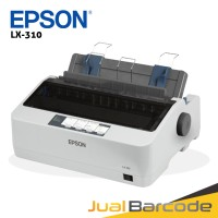 PRINTER DOT MATRIX EPSON LX310 - LX 310 LX-310 PENGGANTI LX 300 LX300
