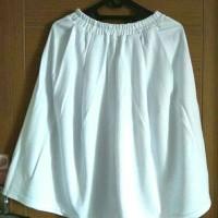 Jual Celana Kulot/Culottes/Cullotes pleated lebar (PRELOVED) Murah
