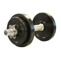 Jual [Khusus Gojek/Grab/Ninja] Kettler Rubberized Dumbell Set 10kg ORIGINAL Murah