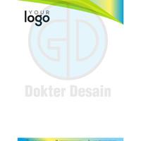 jasa desain grafis pembuatan kop surat perusahaan atau kantor murah