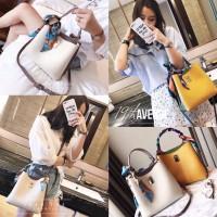 Jual Tas Wanita Korea Selempang Mini Handbag Import Summer Series AVE1947 Murah