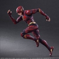 Jual PO Square Enix Play Arts Kai The Flash Justice League Art JL BvS PAK Murah