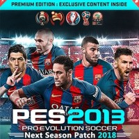PES 2013 NEXT SEASON 2017 - 2018 12.0 PLAYGAME PC