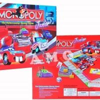 Jual Premium Mainan MONOPOLI CARS MAINAN BOARD GAME Murah