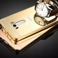 Harga Asus Zenfone Selfie Zd551Kl Aluminum Bumper Mirror Hard Back Case Az34 | WIKIPRICE INDONESIA