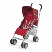 Chicco London Red Wave Stroller 8059147056373