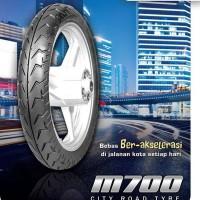 BAN MOTOR TUBELESS MIZZLE M700 100/80-17 TL