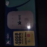 Jual Modem WiFi MiFi 4G LTE - XL Go - Movimax MV003 - Unlock - Free XL 60GB Murah