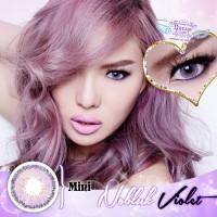 Jual Softlens Mini Nobluk Violet / softlense / soflens Murah