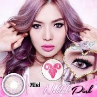 Jual Softlens Mini Nobluk Pink / softlense / soflens Murah
