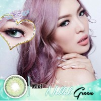 Jual Softlens Mini Nobluk Green / softlense / soflens Murah