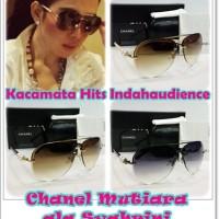 harga Kacamata Wanita / Chanel Syahrini Mutiara + Box Resleting Tokopedia.com
