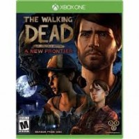 KASET GAME XBOX ONE THE WALKING DEAD THE TELLTALE SERIES A NEW FRONTIE