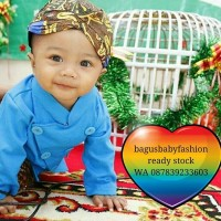 baju bayi adat jawa beskap tedak siten medun lemah halu dan murah