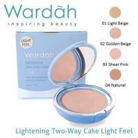 WARDAH TWC LIGHTENING LIGHT FEEL