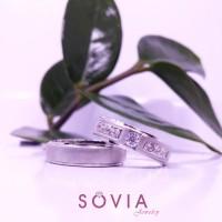 cincin pasangan cincin sepasang untuk pernikahan simpel