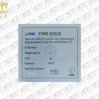 Jual Cuci Gudang!! Emas Antam - Logam Mulia 5 Gram Fine Gold 999.9 (Emas Murah