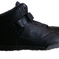 Kasogi Farel Black - Sepatu Anak-Anak - Sepatu Sekolah