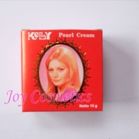 Pearl cream kelly besar makeup perawatan wajah bedak muka