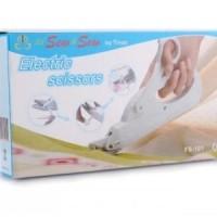 Harga gunting elektrik electric scissors scissor elektronik potong kain | Pembandingharga.com