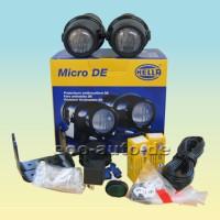 (Dijamin) Lampu Hella Micro DE Halogen 100% Original Foglamp