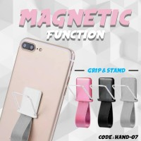 Jual Finger Grip&Stand Phone Magnetic Function - Pegangan HP - HAND  Murah
