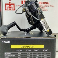 Limited reel RYOBI XENOS II 3000 Terbaik