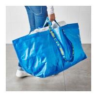 Jual Ikea Frakta Large Shopping Bag Tas Kantong Belanja Serbaguna Tote Murah