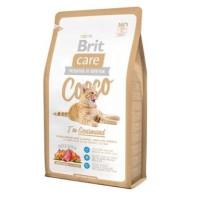 Makanan Kucing Brit Care Coco Grainfree