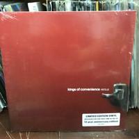 LP Kings of Convenience Versus vinyl piringan hitam