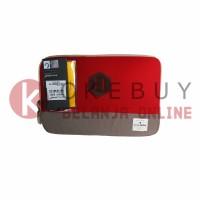 Tas Laptop Merk KALIBRE Kode 920632 628 Warna Red khaki