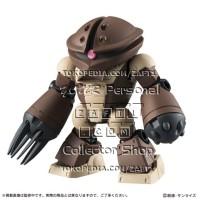 Acguy Mobile Suit Ensemble Vol 3 Gundam 0079 Gashapon BLUE