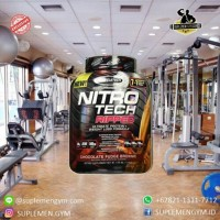 Muscletech MT NitroTech Ripped 4lbs Nitro Tech Whey Protein