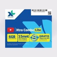 KARTU PERDANA XL KUOTA 6 GB MURAH