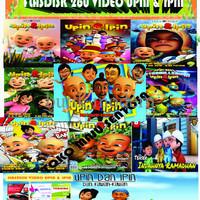 PROMO PROMO MURAH!! FLASDISK 16 GB BONUS 260 VIDEO UPIN DAN IPIN HOT P
