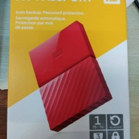 External Hard Disk Drive - Western Digital - My Passport Ultra 1 TB