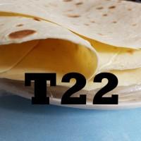 Tortilla Sedang( kulit kebab) 22cm